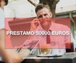 prestamo 50000 euros