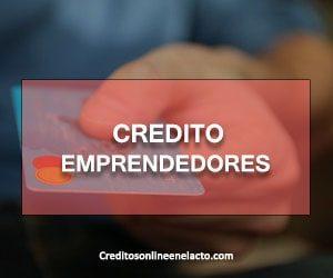 credito emprendedores