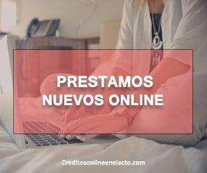 prestamos nuevos online
