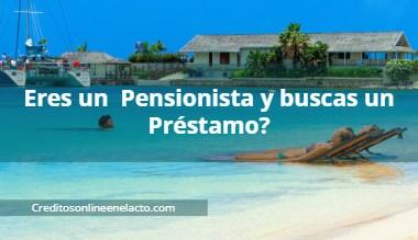prestamo para pensionistas
